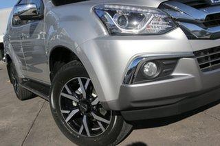 2020 Isuzu MU-X MY19 LS-T Rev-Tronic Titanium Silver 6 Speed Sports Automatic Wagon.