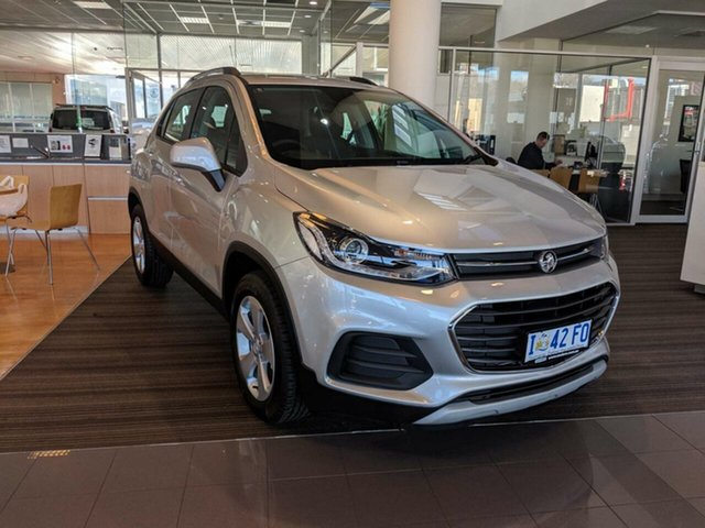 Demo Holden Trax TJ MY19 LS, 2019 Holden Trax TJ MY19 LS Nitrate 6 Speed Automatic Wagon