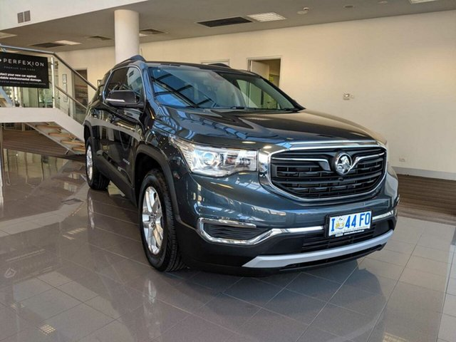 Demo Holden Acadia AC MY19 LT AWD, 2019 Holden Acadia AC MY19 LT AWD Dark Shadow 9 Speed Sports Automatic Wagon