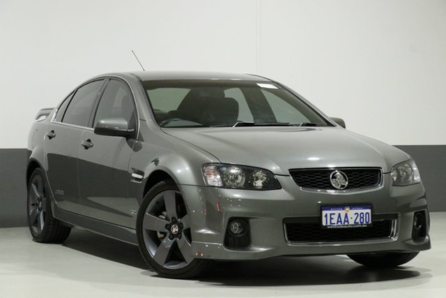 Used Holden Commodore VE II MY12.5 SS Z-Series, 2012 Holden Commodore VE II MY12.5 SS Z-Series Grey 6 Speed Automatic Sedan