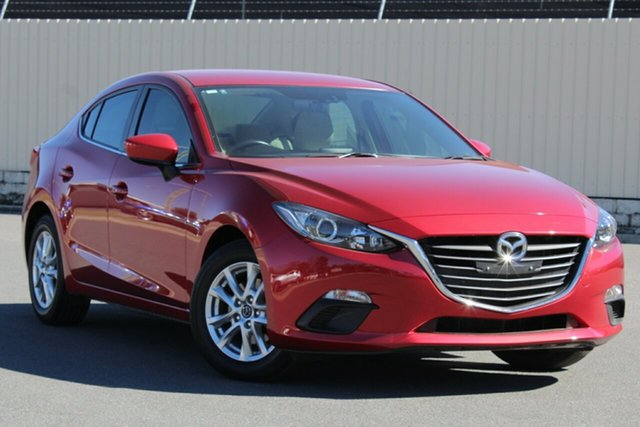 Used Mazda 3 BM5278 Touring SKYACTIV-Drive, 2014 Mazda 3 BM5278 Touring SKYACTIV-Drive Soul Red 6 Speed Sports Automatic Sedan