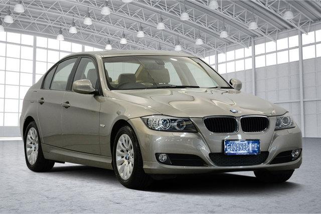 Used BMW 320i E90 MY09 Executive Steptronic, 2009 BMW 320i E90 MY09 Executive Steptronic Bronze 6 Speed Sports Automatic Sedan