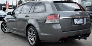 2012 Holden Commodore VE II MY12 SS Sportwagon Grey 6 Speed Manual Wagon