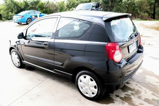2009 Holden Barina TK MY10 Carbon Flash 4 Speed Automatic Hatchback.