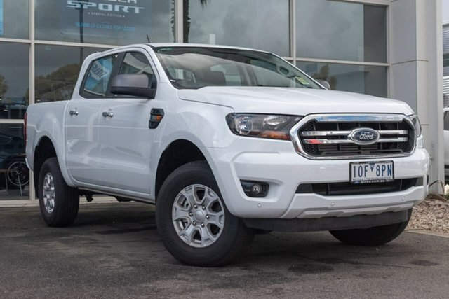 Used Ford Ranger PX MkIII 2019.00MY XLS Pick-up Double Cab, 2018 Ford Ranger PX MkIII 2019.00MY XLS Pick-up Double Cab 6 Speed Sports Automatic Utility