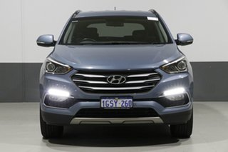 2016 Hyundai Santa Fe DM Series II (DM3) 30 Special Edition Blue 6 Speed Automatic Wagon.