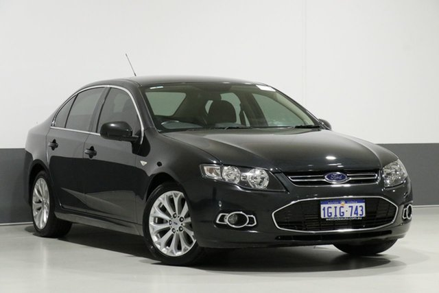 Used Ford Falcon FG MK2 G6 EcoBoost, 2014 Ford Falcon FG MK2 G6 EcoBoost Grey 6 Speed Automatic Sedan
