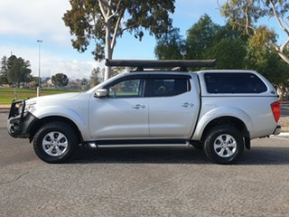 2015 Nissan Navara D23 ST Silver 7 Speed Sports Automatic Utility