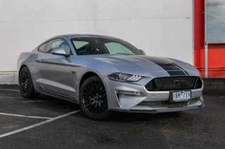 2018 Ford Mustang FN 2018MY GT Fastback SelectShift Silver 10 Speed Sports Automatic Fastback.