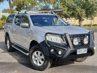 2015 Nissan Navara D23 ST Silver 7 Speed Sports Automatic Utility.