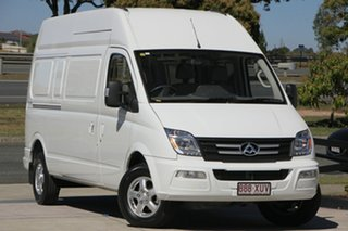 2018 LDV V80 MY17 High Roof LWB White 6 Speed Automated Manual Van.