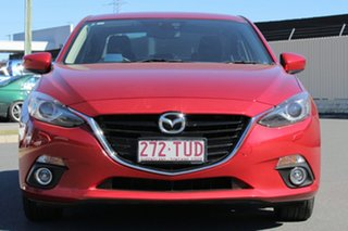 2014 Mazda 3 BM5238 SP25 SKYACTIV-Drive GT Soul Red 6 Speed Sports Automatic Sedan