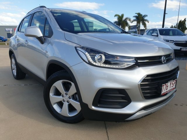 Used Holden Trax TJ MY19 LS, 2018 Holden Trax TJ MY19 LS Nitrate 6 Speed Automatic Wagon