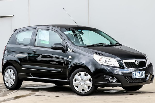Used Holden Barina TK MY10 , 2009 Holden Barina TK MY10 Carbon Flash 4 Speed Automatic Hatchback