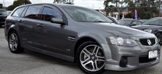 2012 Holden Commodore VE II MY12 SS Sportwagon Grey 6 Speed Manual Wagon.