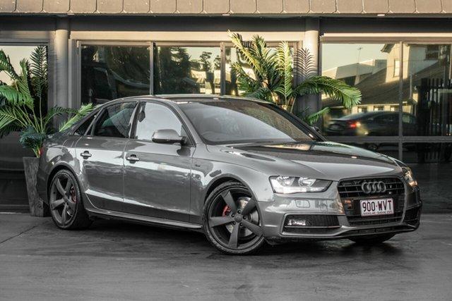Used Audi A4 B8 8K MY13 Multitronic, 2012 Audi A4 B8 8K MY13 Multitronic Grey 8 Speed Constant Variable Sedan