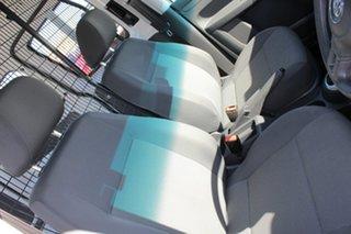 2014 Volkswagen Caddy 2KN MY15 TDI250 BlueMOTION Maxi DSG White 7 Speed Sports Automatic Dual Clutch