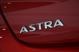 2019 Holden Astra BK MY19 RS Absolute Red 6 Speed Sports Automatic Hatchback