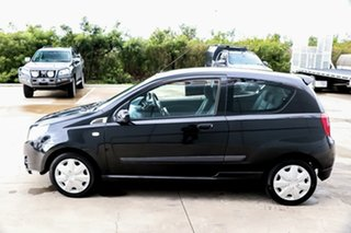 2009 Holden Barina TK MY10 Carbon Flash 4 Speed Automatic Hatchback