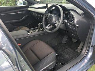 2019 Mazda 3 BP2HLA G25 SKYACTIV-Drive Evolve Polymetal Grey 6 Speed Sports Automatic Hatchback