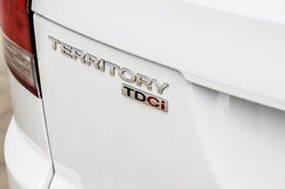 2016 Ford Territory SZ MkII Titanium Seq Sport Shift 6 Speed Sports Automatic Wagon