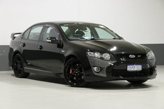 2011 FPV GT FG MY11 Black 6 Speed Manual Sedan.
