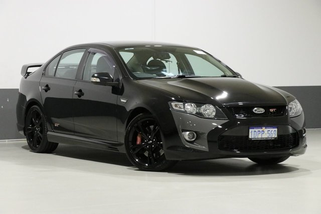 Used FPV GT FG MY11 , 2011 FPV GT FG MY11 Black 6 Speed Manual Sedan