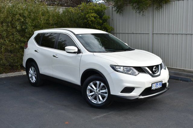 Used Nissan X-Trail T32 ST X-tronic 4WD, 2016 Nissan X-Trail T32 ST X-tronic 4WD White 7 Speed Constant Variable Wagon