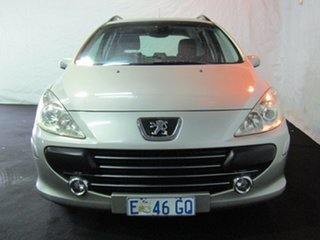 2006 Peugeot 307 T6 OXYGO Touring HDi Gold 6 Speed Sports Automatic Wagon.