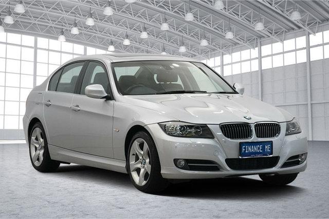 Used BMW 320d E90 MY11 Lifestyle Steptronic, 2011 BMW 320d E90 MY11 Lifestyle Steptronic Silver 6 Speed Sports Automatic Sedan