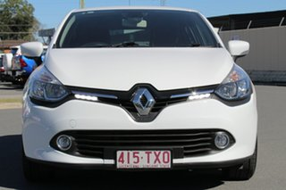 2014 Renault Clio IV B98 Expression White 5 Speed Manual Hatchback