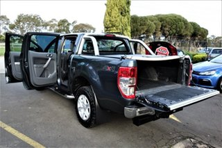 2013 Ford Ranger PX XLT Super Cab Grey 6 Speed Sports Automatic Utility