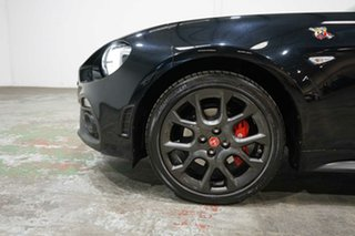 2016 Abarth 124 348 Spider Black 6 Speed Manual Roadster