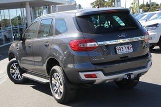 2018 Ford Everest UA 2018.00MY Trend 4WD Grey 6 Speed Sports Automatic Wagon.