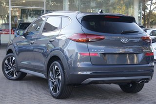 2020 Hyundai Tucson TL3 MY21 Highlander AWD Pepper Gray 8 Speed Sports Automatic Wagon.