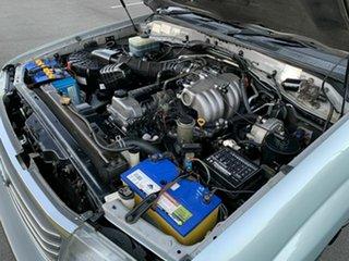 2001 Toyota Landcruiser FZJ105R 50 ANNIVERSARY GXL Blue 4 Speed Automatic Wagon