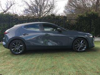 2019 Mazda 3 BP2HLA G25 SKYACTIV-Drive Evolve Polymetal Grey 6 Speed Sports Automatic Hatchback.