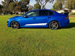 2014 Ford Performance Vehicles GT F FG Mk II 351 Blue 6 Speed Manual Sedan