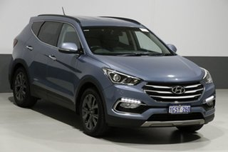 2016 Hyundai Santa Fe DM Series II (DM3) 30 Special Edition Blue 6 Speed Automatic Wagon