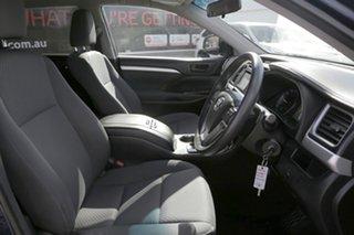 2015 Toyota Kluger GSU50R GX Blue 6 Speed Automatic Wagon