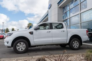 2018 Ford Ranger PX MkIII 2019.00MY XLS Pick-up Double Cab 6 Speed Sports Automatic Utility