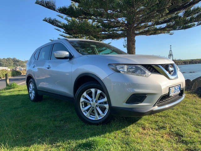 Used Nissan X-Trail T32 TS X-tronic 2WD, 2014 Nissan X-Trail T32 TS X-tronic 2WD Silver 7 Speed Constant Variable Wagon