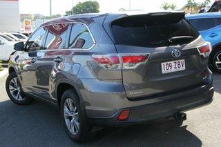 2015 Toyota Kluger GSU55R GXL AWD Grey 6 Speed Sports Automatic Wagon.