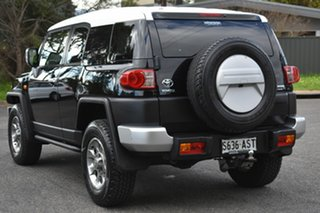 2012 Toyota FJ Cruiser GSJ15R Black 5 Speed Automatic Wagon