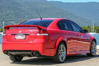 2013 Holden Commodore VE II MY12.5 SV6 Red 6 Speed Sports Automatic Sedan