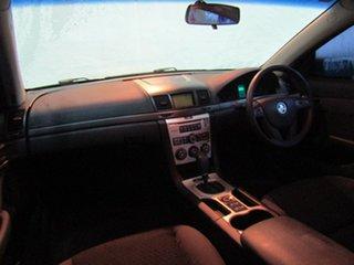 2006 Holden Commodore VE Omega Nickel 4 Speed Automatic Sedan
