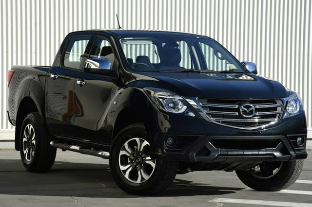 New Mazda BT-50 UR0YG1 XTR, 2019 Mazda BT-50 UR0YG1 XTR Jet Black 6 Speed Sports Automatic Utility