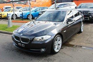 2010 BMW 535i F10 Grey 8 Speed Automatic Sedan.