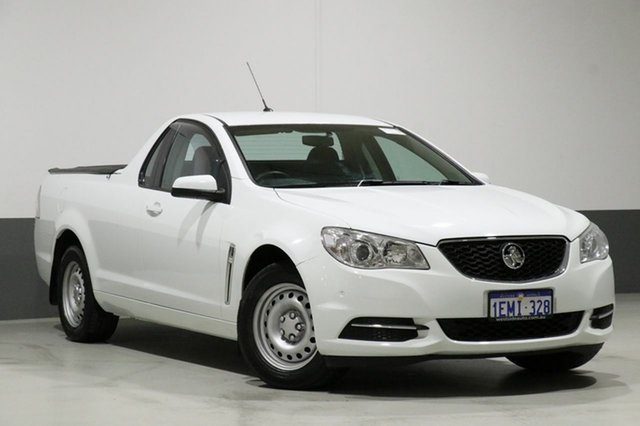 Used Holden Ute VF , 2014 Holden Ute VF White 6 Speed Automatic Utility