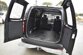 2018 Hyundai iLOAD TQ4 MY19 Timeless Black 5 Speed Automatic Van